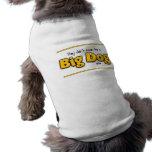Großer Hundeshirt