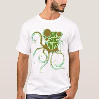 Großer Hurt-alien-Kraken-T - Shirt