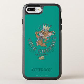 Großer Käse Jerry auf dem Mond 2 OtterBox Symmetry iPhone 8 Plus/7 Plus Hülle