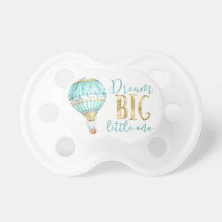 Großer kleiner Heißluft-Ballon-TraumSchnuller Schnuller