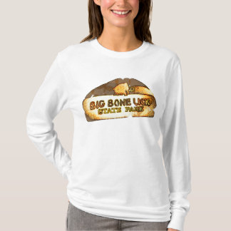 Großer Knochen lecken Staats-Park (wertvolles T-Shirt