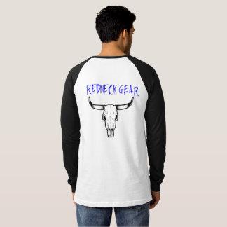 Großer Land-Redneck-Gang T-Shirt