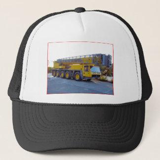 Großer LKW-Kran Truckerkappe