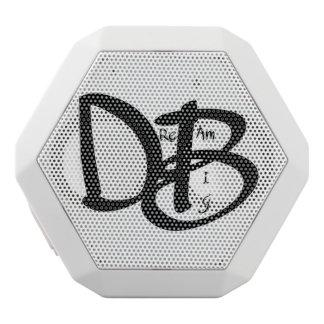 Großer Logo Bluetooth TraumLautsprecher 2 Weiße Bluetooth Lautsprecher