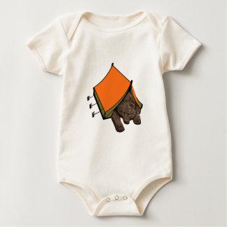 GROSSER NACHTschlaf Baby Strampler
