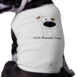 Großer Nasen-Jack-Russell-Terrier (glatt) T-Shirt