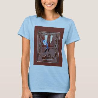 Großer Parage T - Shirt Derek Evans