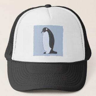 Großer Pinguin Truckerkappe