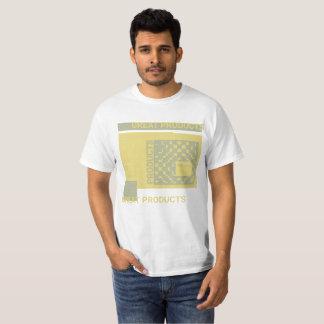 großer Produktwert-Mahlzeit-T - Shirt