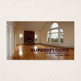 Großer Raum im Neubau-Zuhause Visitenkarte