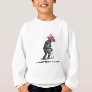 Großer Schimpanse Sweatshirt