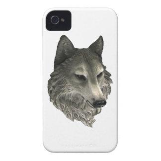 Großer schlechter Wolf iPhone 4 Case-Mate Hüllen