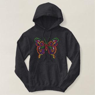Großer Schmetterling Hoodie