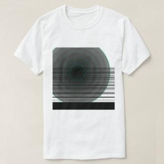 großer schwarzer Fleck T-Shirt