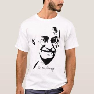 Großer T - Shirt Mahatma Gandhi