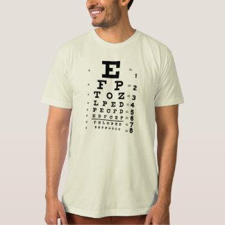 Großer T - Shirt Mode E (Augendiagramm)