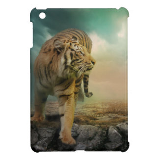 Großer Tiger iPad Mini Hülle