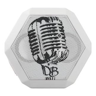 Großer TraumLautsprecher alte SchulMic Bluetooth Weiße Bluetooth Lautsprecher
