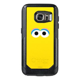 Großer Vogel-großes Gesicht OtterBox Samsung Galaxy S7 Hülle