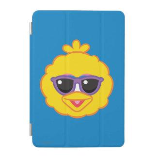 Großer Vogel-lächelndes Gesicht mit Sonnenbrille iPad Mini Hülle