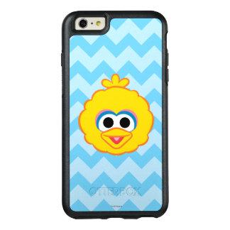 Großer Vogel-lächelndes Gesicht OtterBox iPhone 6/6s Plus Hülle