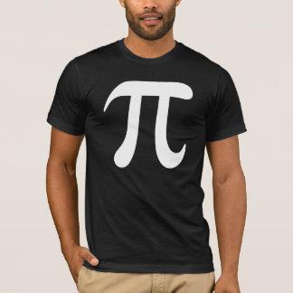Großer Weiß-PU-Symbol-T - Shirt