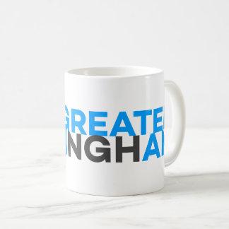 Größere Birmingham-Tasse Kaffeetasse