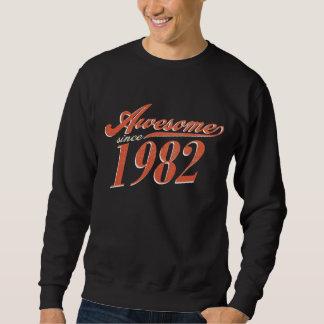 Großes 36. Geburtstags-T-Stück für Männer/Frauen Sweatshirt