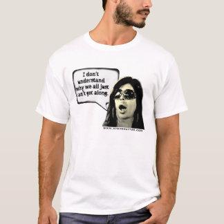 Großes A T-Shirt