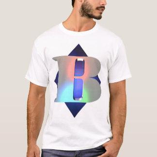 Großes B T-Shirt