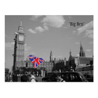 'Großes Ben Postkarte