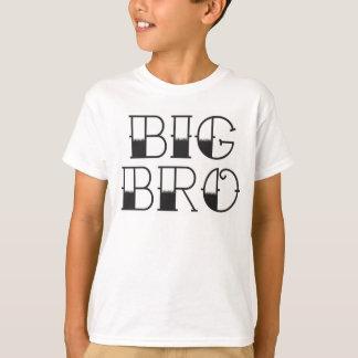 Großes Bro Tätowierungs-T-Stück T-Shirt