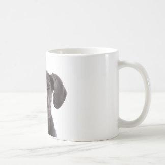 Großes Dänische Kaffeetasse