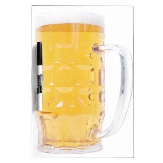 Großes Deutscher Bierkrug Memoboard