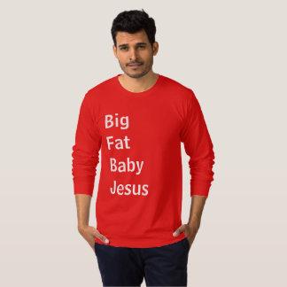 Großes fettes Baby Jesus T-Shirt