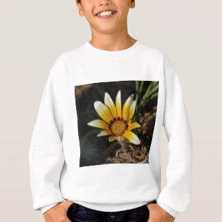 Großes gelbes Gänseblümchen Sweatshirt