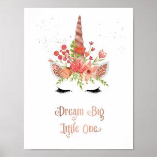 Großes kleines Traum: Plakat
