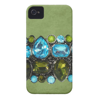 Großes klumpiges Imitat Jeweled IPhone kaum dort iPhone 4 Cover
