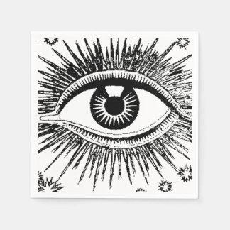 Großes Krankenhaus-Vermögen des Augen-Augapfel-ICU Papierservietten