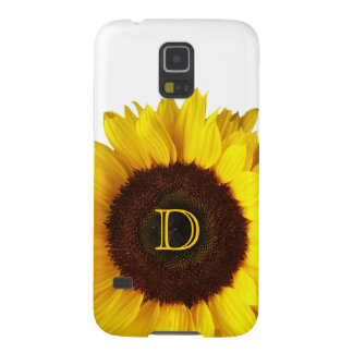 Großes Lächeln/gelbe Sonnenblume Samsung S5 Hülle