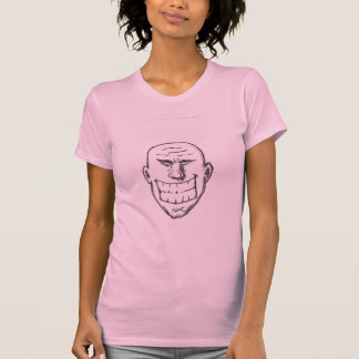 Großes Lächelnlogo T-Shirt