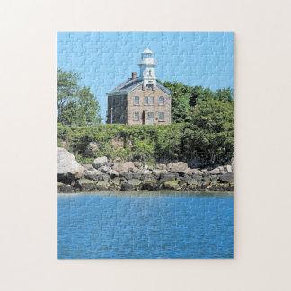 Großes Puzzlespiel Kapitän-Island Lighthouse Puzzle