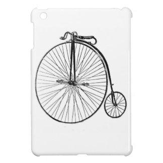 Großes Rad-Fahrrad iPad Mini Hülle