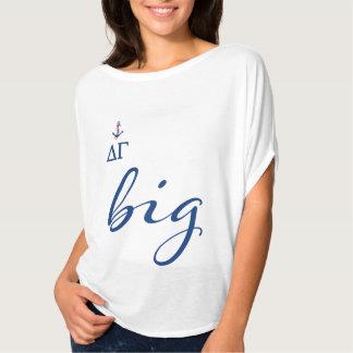Großes Skript des Deltagamma-| T-Shirt
