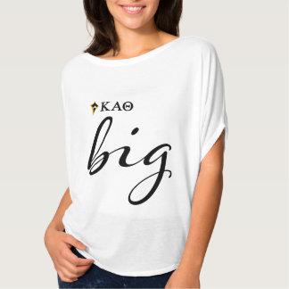 Großes Skript des Kappa-Alpha Theta-| T-Shirt