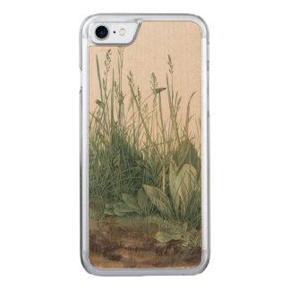 Großes Stück Rasen durch Albrecht Durer Carved iPhone 8/7 Hülle