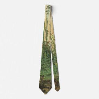 Großes Stück Rasen durch Albrecht Durer, Vintage Individuelle Krawatten