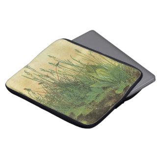 Großes Stück Rasen durch Albrecht Durer, Vintage Laptop Sleeve