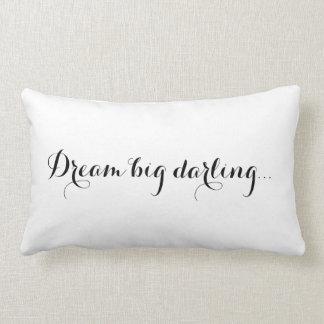 Großes süßes Traumkissen Lendenkissen