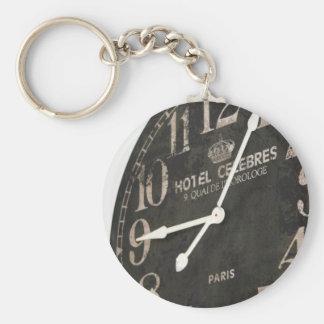 Großes Uhr keychain Schlüsselanhänger